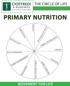 Circle of Life Primary Nourishment Activity
