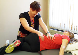 Treating Back Pain with Manual Therapy