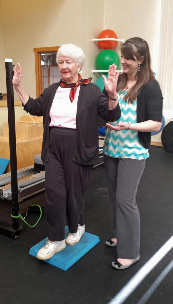 Assessing Risk Factors for Fall Prevention and Greater Balance