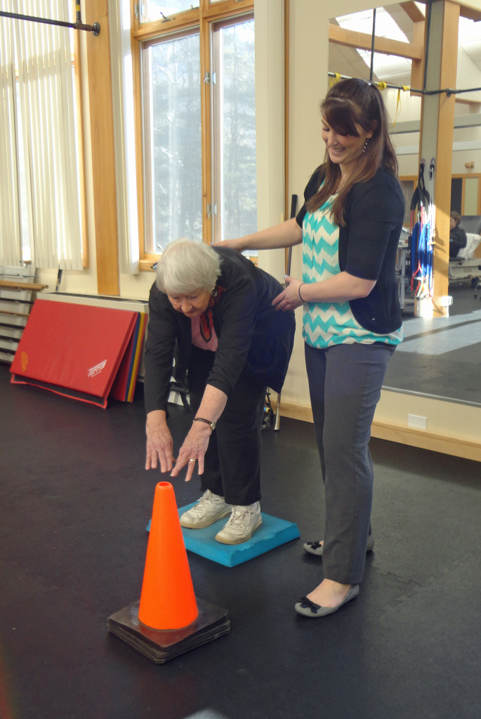Enhancing Balance With Physical Therapy
