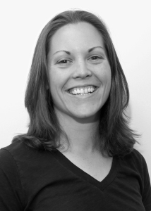 Kate Leiser, Physical Therapist and Team Member