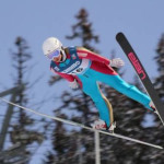 Ski Jumper Flying High After Physical Therapy