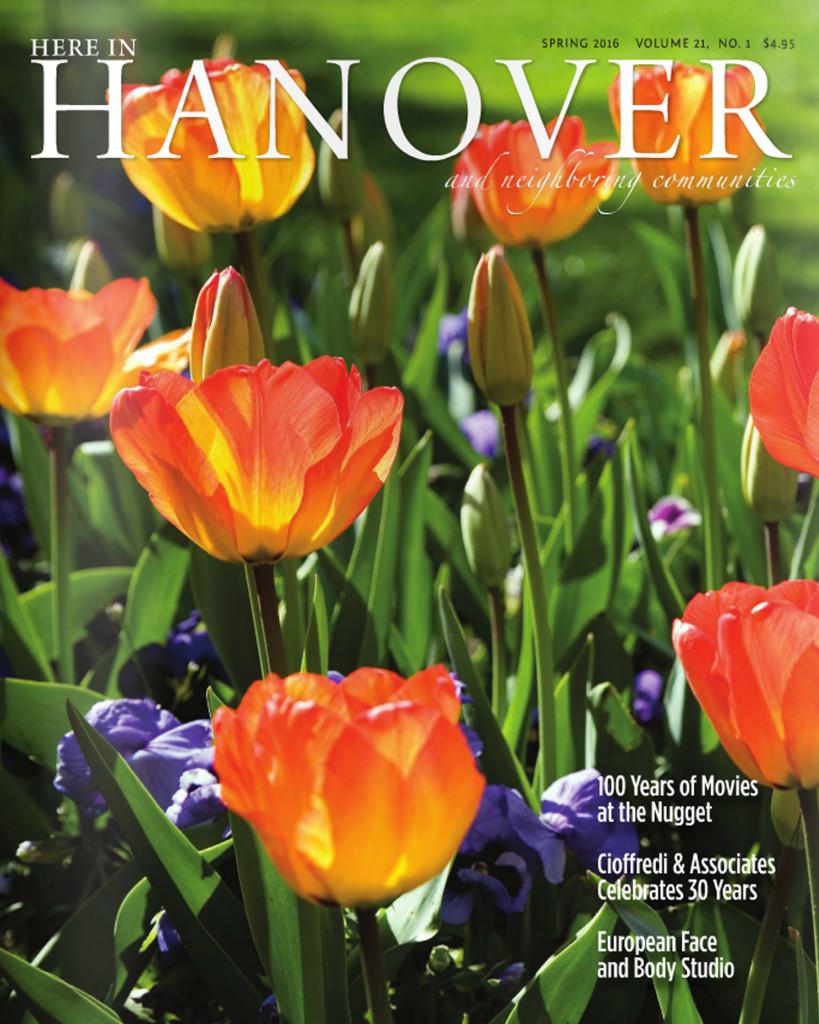 Hanover Magazine Cover Spring 2016