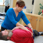 Farmer overcomes back pain through physical therapy