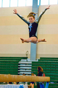 Ella Dulac Gymnastics