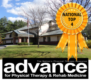 Cioffredi Recognized Nationally Top 4 PT Practice