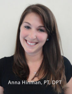 Anna Hinman PT, DPT