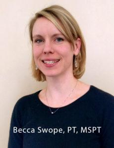 Becca Swope PT, MSPT