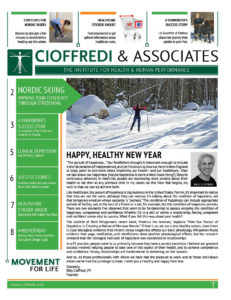 Cioffredi Newsletter January 2017 Cover