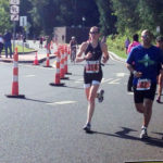 Hanover Triathlete Returns to Run after Physical Therapy