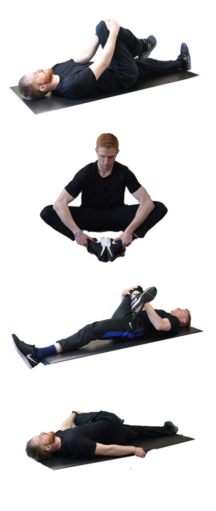 Stretching the Piriformis Muscle 2
