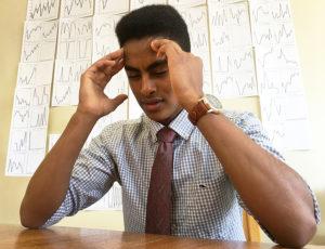 Tension Headache Sufferer