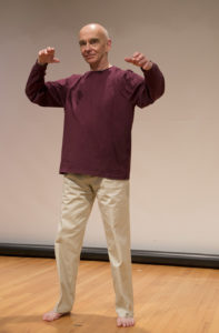 Qigong Pose Demonstration 1