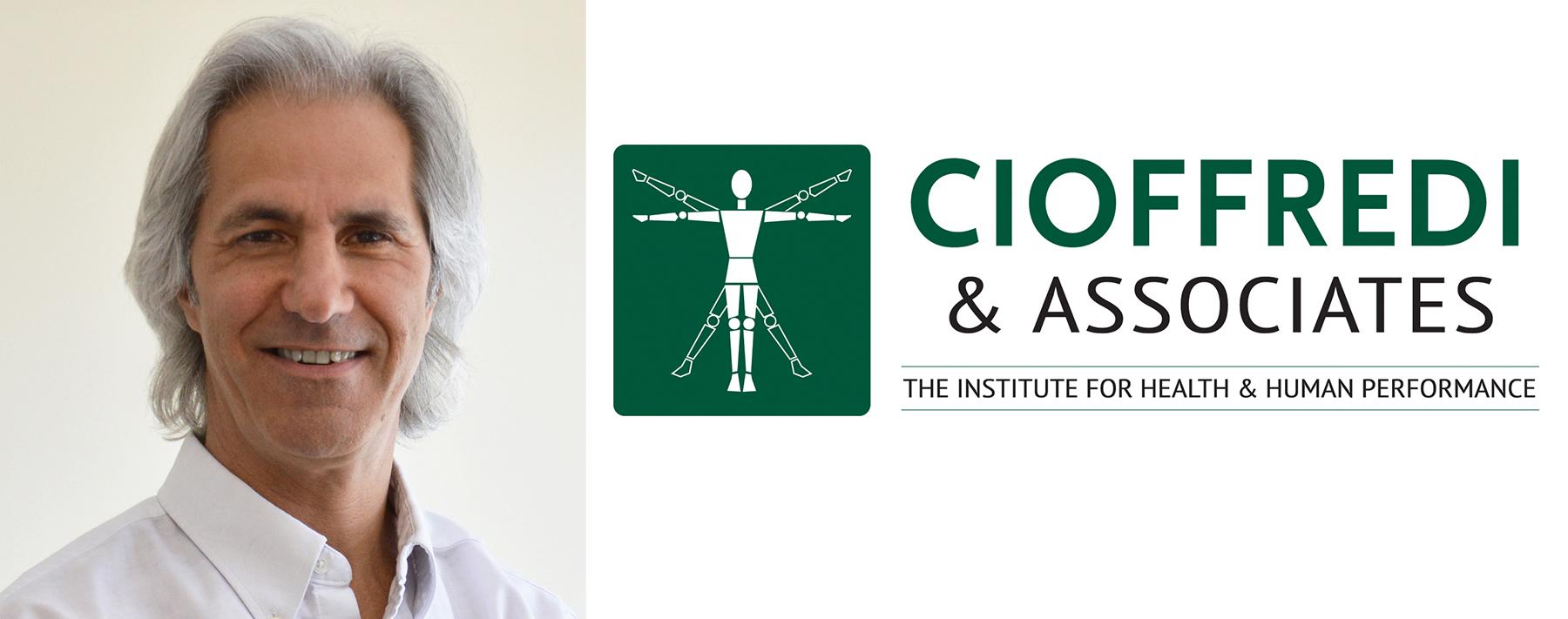 Bill Cioffredi, PT, Cioffredi & Associates Founder
