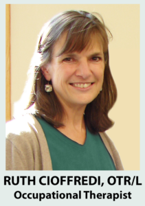 Ruth Cioffredi, OTR/L Occupational Therapist