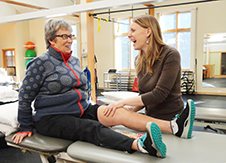 Our clinical professionals will help you maintain movement for life.