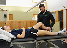 Exceptional physical therapy care for optimal results.