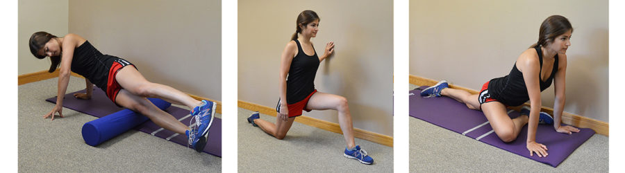 ITB Syndrome Stretches