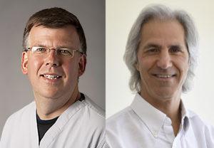Dr. Daniel O'Rourke and Billy Cioffredi