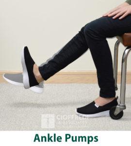 Ankle Pump Travel Stretch