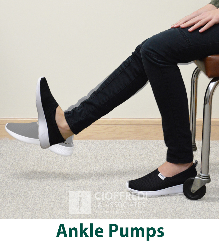 Ankle Pump Travel Stretch