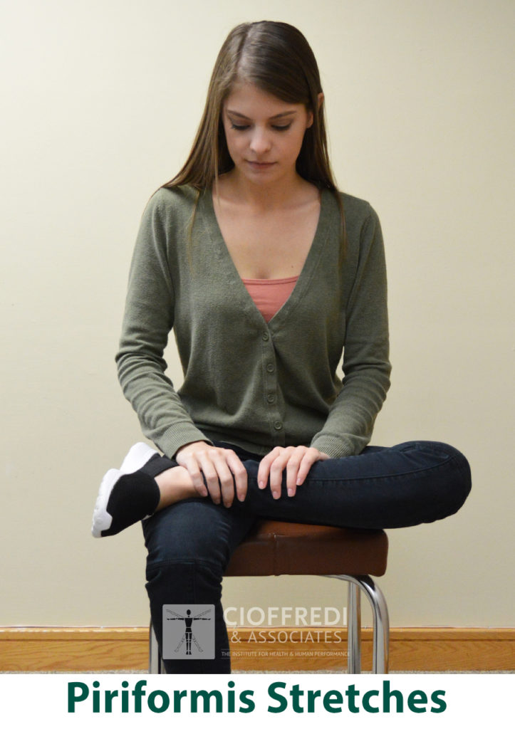Stretch for Piriformis Muscle