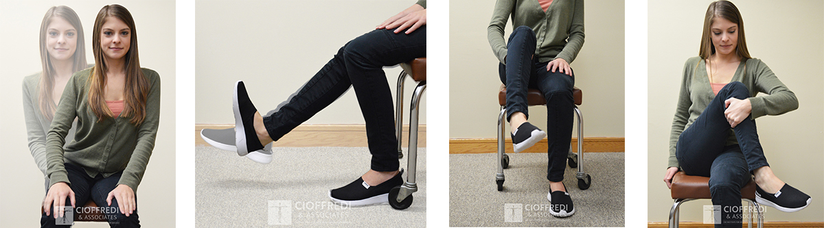 Seated Stretches and Movements for Travelers