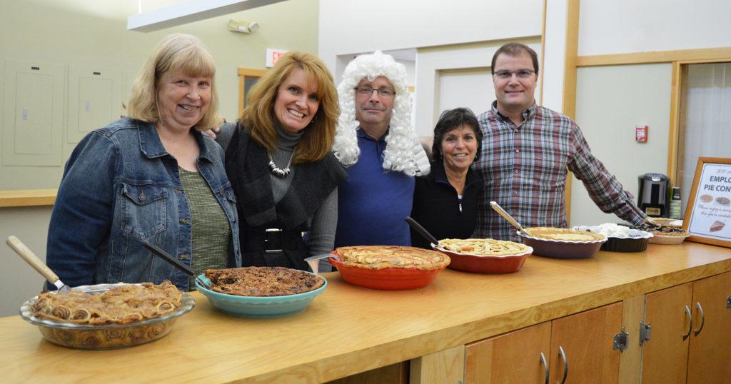 2017 Pie Contest Judges
