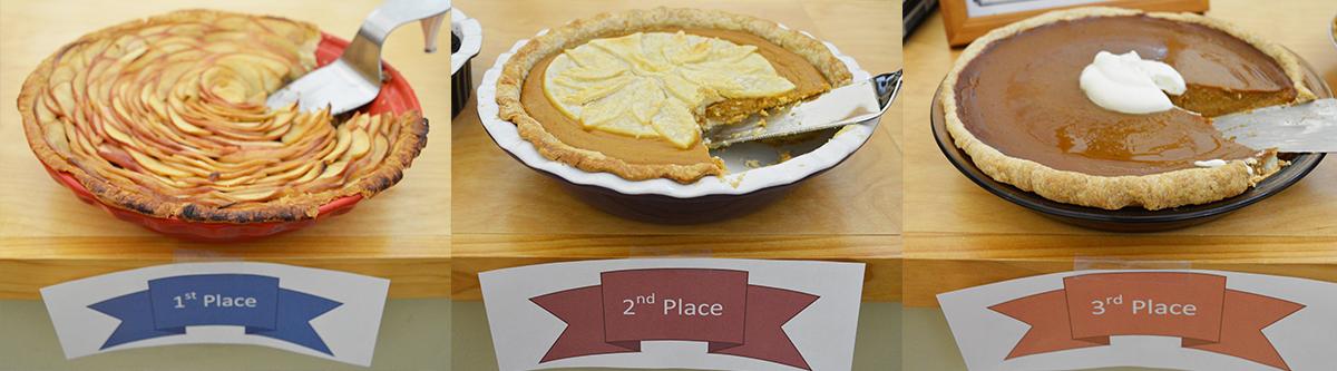 pie contest winning pies