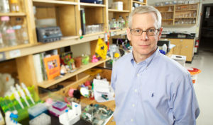 Dr. Duane Compton, Dartmouth Professor and PT Client