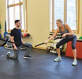 Medically Based Personal Training at Cioffredi
