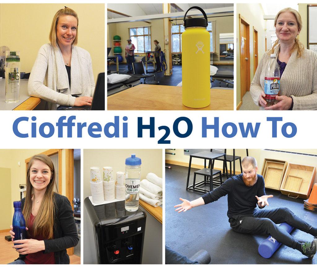 Cioffredi Staff Water Drinking Strategies